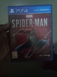 Jeux PS4 marvel spiderman