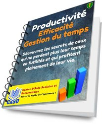 Livre - Gestion du temps et efficacité professionnelle