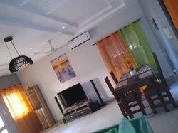 Location Appartement meublé 3 pièces - Fidjrosse