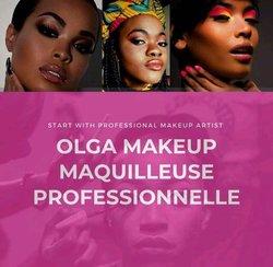 Maquilleuse professionnelle - Artist Makeup