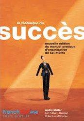 Livre: la technique du succès