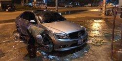 Mercedes C300 2010