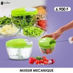 Mixeur mécanique - Dell Optiplex - armoires