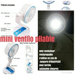Mini ventilateur