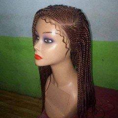 Pose closure- Lace frontale - Confection de perruque
