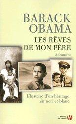 Livre numérique :Les rêves de mon père de Barack Obama