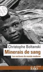 Livre numérique :minerais de sang :les esclaves du monde moderne