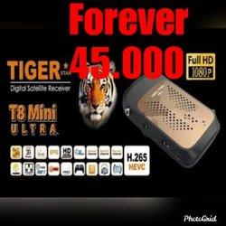Tiger t8 mini décodeur