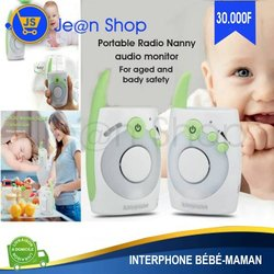 Interphone  bébé maman