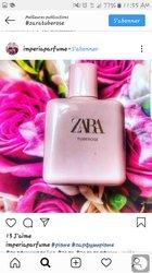 Parfum zara original - homme et femme