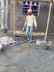 Crepissage - raccords - rénovations - élévations