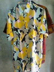 Chemises fleuries