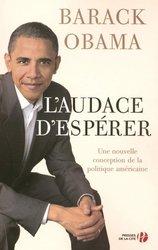 Livre Numérique :L'Audace D'espérer De Barack Obama