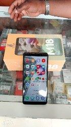 M18 iPhone