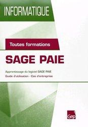 Livre numérique :guide d'utilisation sage paie 100 - 500 - 500