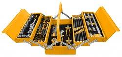 Caisse à outils métallique / 59 piéces