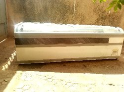 Congélateur aluminium horizontal