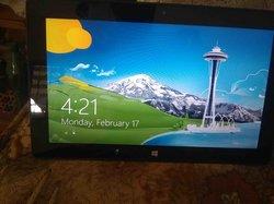 Tablette windows rt
