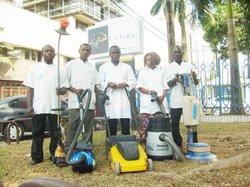Nettoyage industriel et domestique