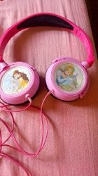 Casque audio Disney Princesse