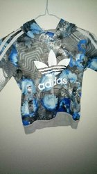 Pull over Adidas