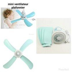 Mini ventilateur plafonnier