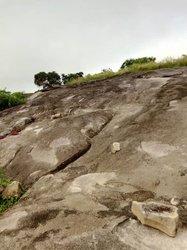 Carrières de roche - granite