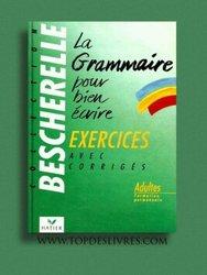 Livre pdf La grammaire pour bien écrire