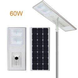 Lampadaires solaires