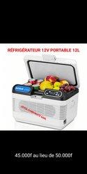 Réfrigérateur portatif voiture