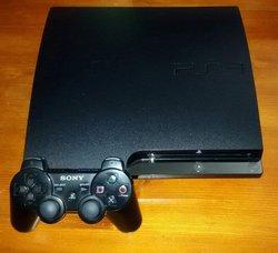 PS3 slim crackée / 20 jeux