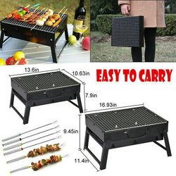 Grille barbecue portable