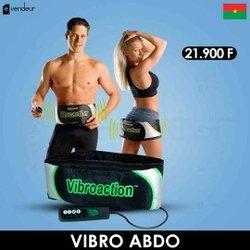 Vibro Shape - ceinture