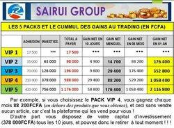 Offre d'emploi - trading et e-commerce