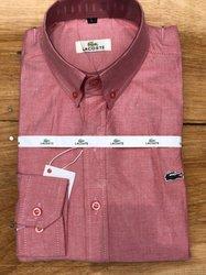 Chemises Lacoste