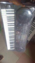 Piano - baffles