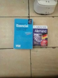 Dictionnaire de espagnol et allemand
