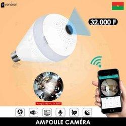 Ampoule caméra