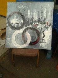 Tableau abstraite