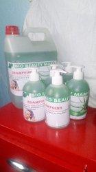 Shampoing - dêmelant - détergent liquide