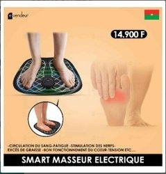 Smart masseur électrique