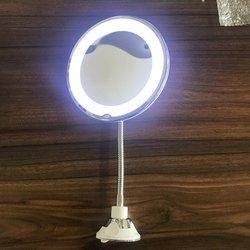 Miroir de maquillage - Flexible - Zoom votre visage