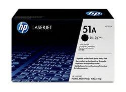 Toner HP 51A LaserJet noir