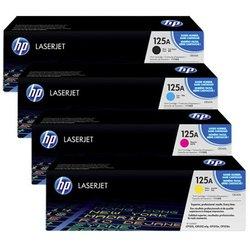 Toner HP 125a  (cb540-cb541-cb542-cb543)