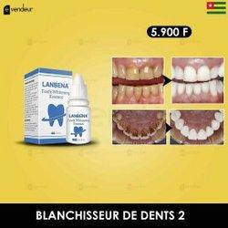 Kit blanchisseurs de dents 2