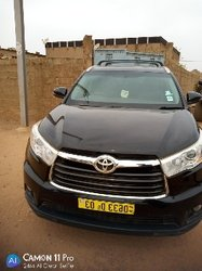 Location - Toyota Highlander 2015