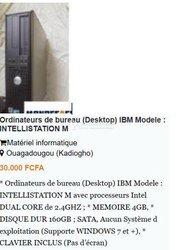 Ordinateurs de bureau (Desktop) Dell