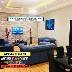 Location appartement meublé - Mpita