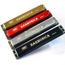 Harmonica Pro -24 trous