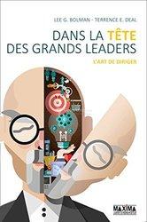 Livre numérique :dans la tête des grands leaders